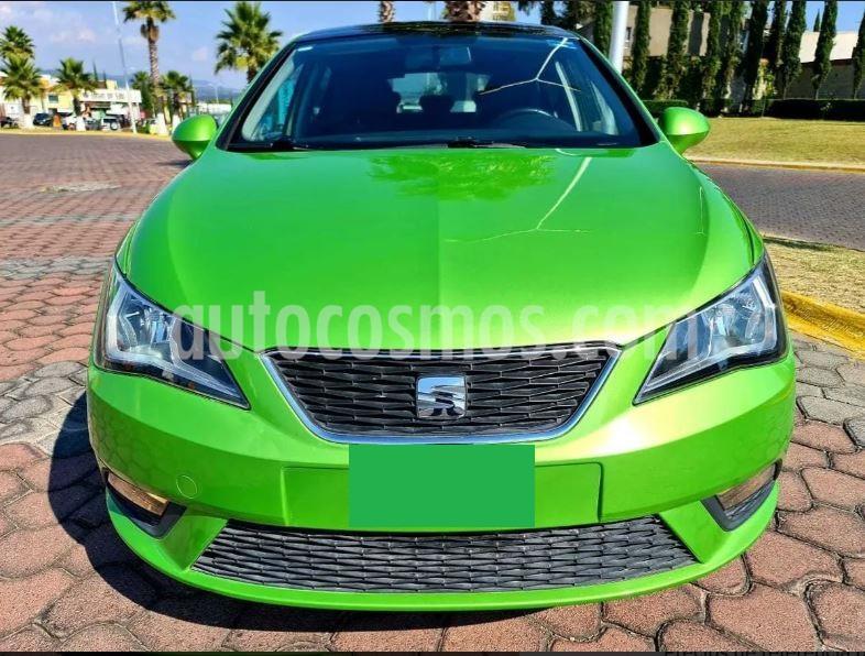 SEAT Ibiza 1.4L usado (2014) color Verde precio $24.000.000