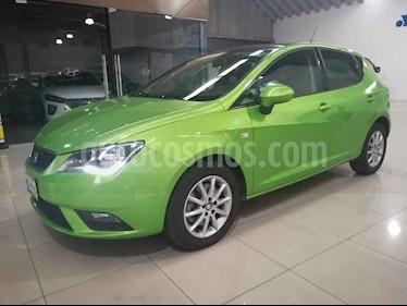 Foto venta Auto usado SEAT Ibiza Connect 1.6L 5P (2016) color Verde precio $199,000