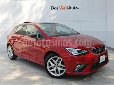 Foto venta Auto Seminuevo SEAT Ibiza FR 1.0L TSI (2018) color Rojo Emocion precio $292,000