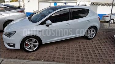 Foto venta Auto Seminuevo SEAT Ibiza FR 1.0L TSI (2017) color Blanco precio $215,000