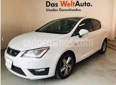 Foto venta Auto usado SEAT Ibiza FR 1.2L Turbo 5P  (2016) color Blanco precio $203,290
