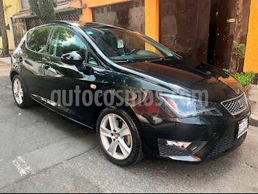 SEAT Ibiza FR 1.2L Turbo 5P usado (2016) color Negro precio $168,000