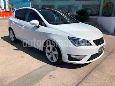 Foto venta Auto usado SEAT Ibiza FR 1.2L Turbo 5P (2016) color Blanco precio $189,000