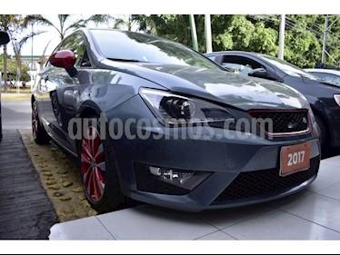 Foto venta Auto usado SEAT Ibiza FR 1.2L Turbo 5P  (2017) color Gris precio $240,000
