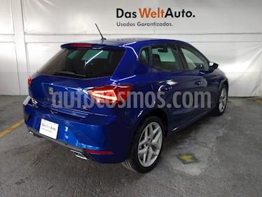 Foto venta Auto Seminuevo SEAT Ibiza FR 1.6L (2018) color Azul Mistico precio $285,000