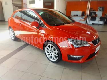 Foto venta Auto Seminuevo SEAT Ibiza FR 3P  (2016) color Rojo Chili precio $250,000