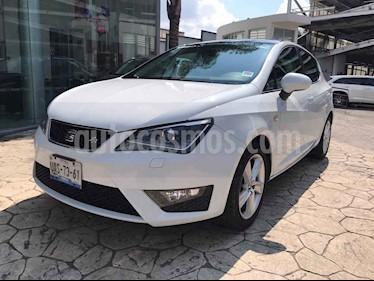 Foto SEAT Ibiza FR 5P  usado (2017) color Blanco precio $230,000