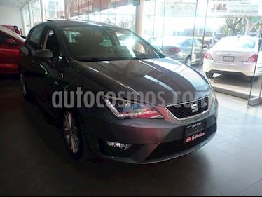 Foto venta Auto Seminuevo SEAT Ibiza FR DSG 1.2L Turbo 5P (2015) color Gris Oscuro precio $189,000