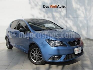 Foto venta Auto usado SEAT Ibiza I- Tech 2.0L 5P (2015) color Azul precio $160,000