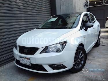 Foto SEAT Ibiza I- Tech 2.0L 5P usado (2015) color Blanco Nevada precio $160,000
