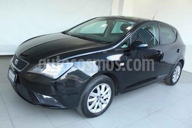 SEAT Ibiza 5p Style L4/1.6 Aut usado (2015) color Negro precio $169,000