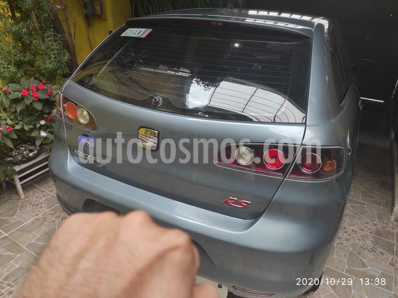 SEAT Ibiza Reference 1.6L 3P  usado (2007) color Azul precio $68,000