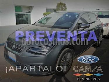 SEAT Ibiza 5p Xcellence L4/1.6 Aut usado (2018) color Gris precio $249,900