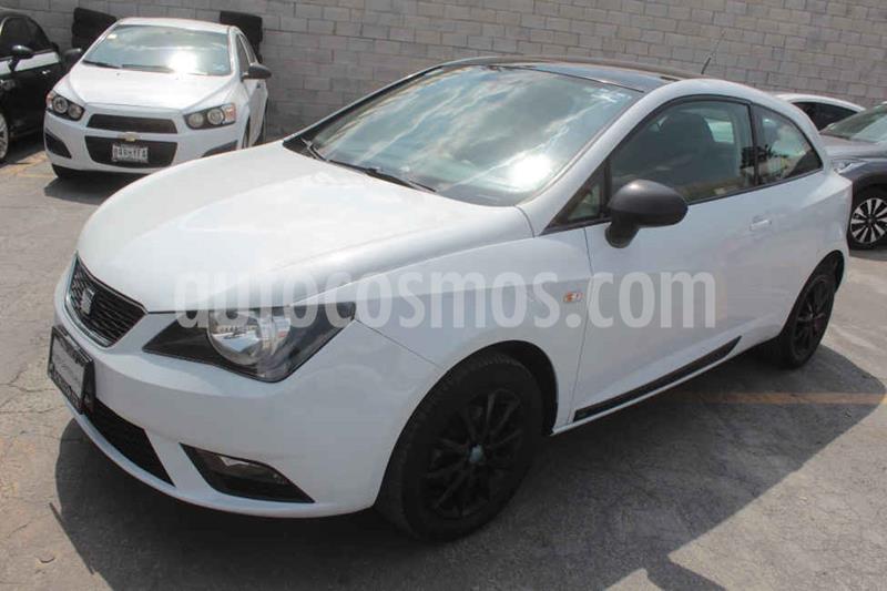 SEAT Ibiza Blitz 3P  usado (2014) color Blanco precio $135,000