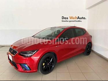 SEAT Ibiza 5p FR L4/1.6 Man  Paq. Seg. usado (2018) color Rojo precio $235,995