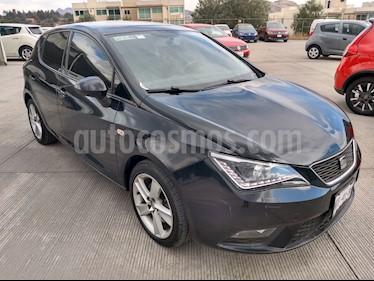 foto SEAT Ibiza Style 1.6L 5P usado (2013) color Negro Universal precio $129,000