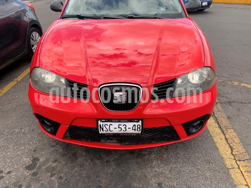 SEAT Ibiza Blitz 3P  usado (2008) color Rojo precio $75,000