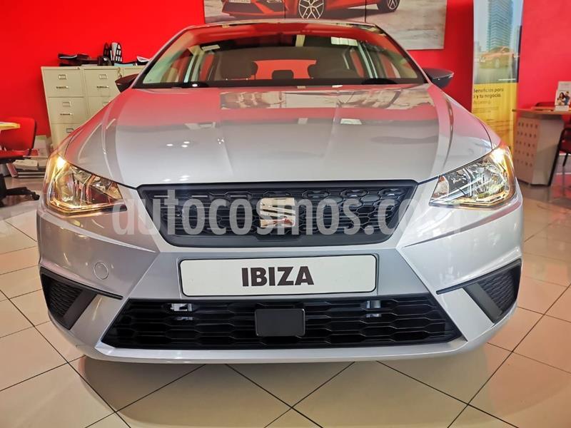 SEAT Ibiza Reference 1.6L Tiptronic nuevo color Plata precio $296,100
