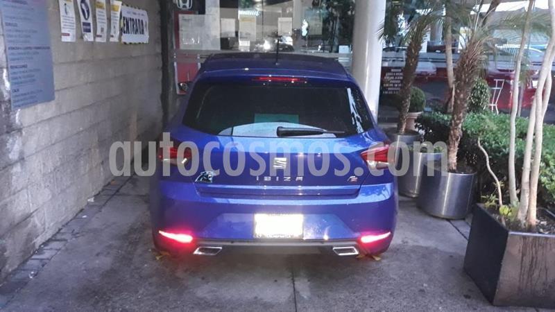 SEAT Ibiza FR 5P  usado (2018) color Azul precio $247,000