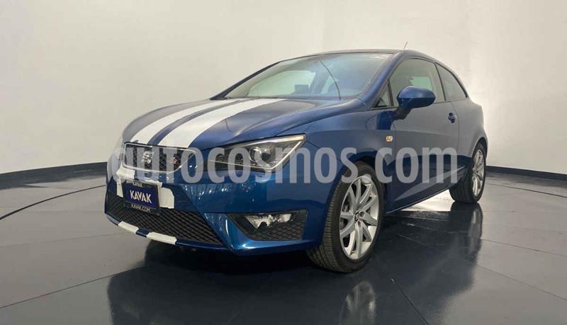 foto SEAT Ibiza Versión usado (2015) color Azul precio $179,999