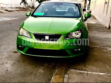 SEAT Ibiza Style 1.6L usado (2013) color Verde precio $120,000