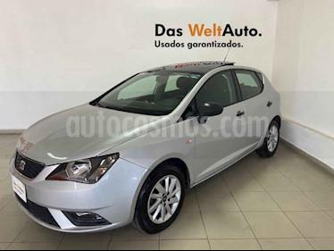 SEAT Ibiza 5p Style L4/1.6 Man usado (2017) color Plata precio $169,995