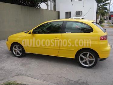 SEAT Ibiza Sport 2.0L 3P  usado (2005) color Amarillo precio $60,000