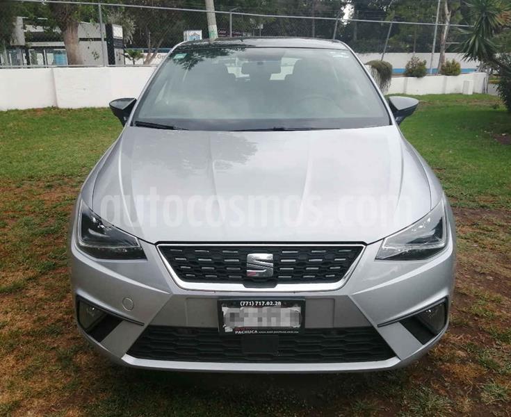 foto SEAT Ibiza Xcellence 1.6L Tiptronic usado (2020) color Plata precio $282,010
