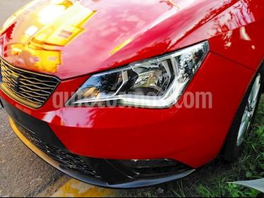 SEAT Ibiza Style DSG 1.6L 5P  usado (2016) color Rojo precio $174,000