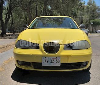 SEAT Ibiza Stella 1.6L 5P  usado (2006) color Amarillo precio $58,000