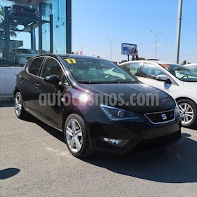 SEAT Ibiza FR 1.2L Turbo 5P  usado (2017) color Negro precio $190,000