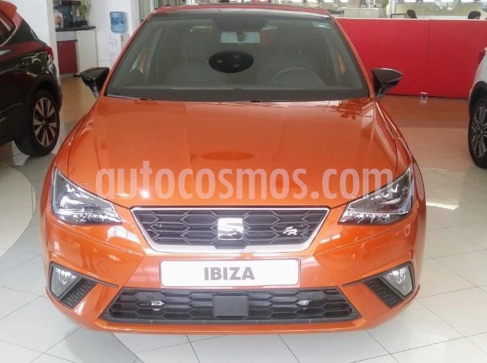SEAT Ibiza FR 1.6L nuevo color Naranja precio $361,300