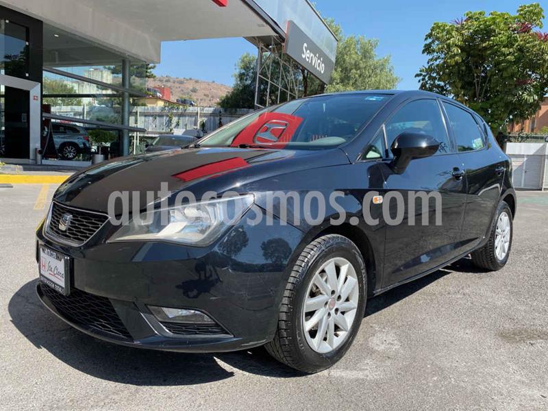 SEAT Ibiza Style 1.6L DSG 5P  usado (2013) color Negro precio $137,000