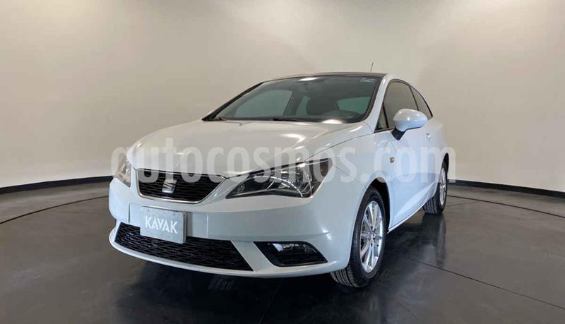 SEAT Ibiza Version usado (2017) color Blanco precio $212,999