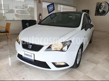 SEAT Ibiza Blitz 1.6L 5P usado (2017) color Blanco precio $169,000