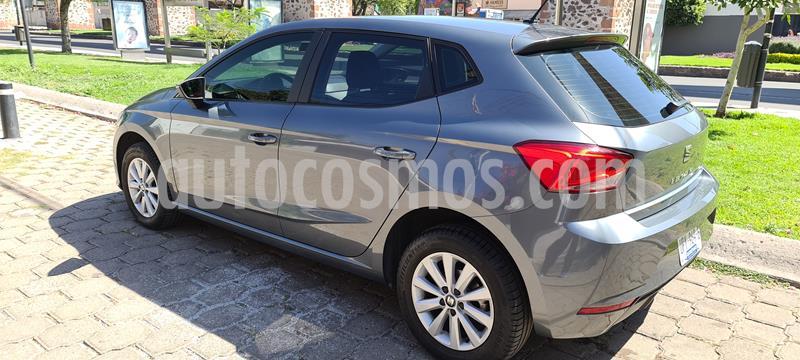 SEAT Ibiza Style 1.6L 5P usado (2018) color Gris precio $194,000