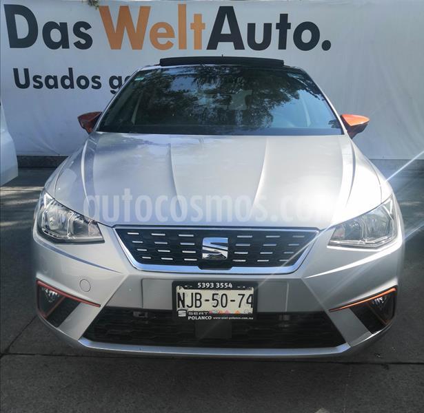 SEAT Ibiza Beats 1.6L usado (2019) color Plata precio $285,000