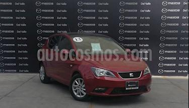 SEAT Ibiza Style 1.6L DSG 5P  usado (2013) color Rojo precio $145,000