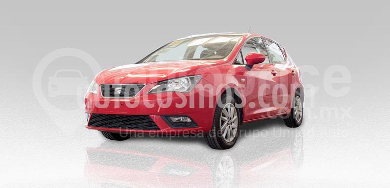 SEAT Ibiza Style 1.6L 5P usado (2015) color Rojo precio $160,000