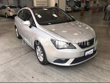 SEAT Ibiza 3P SC STYLE COUPE L4/1.6 AUT usado (2016) color Plata precio $160,000