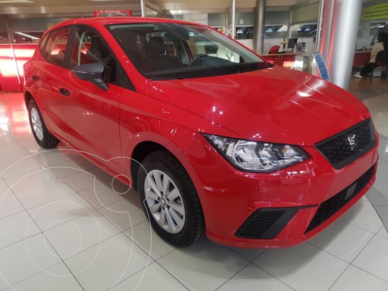 Foto SEAT Ibiza 1.6L Reference  nuevo color Rojo precio $258,900