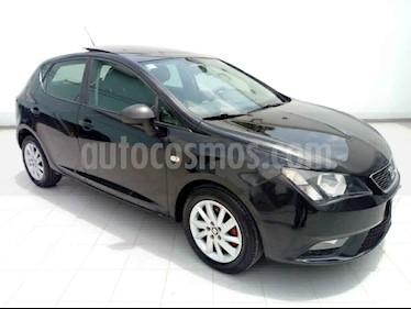 SEAT Ibiza Blitz 1.6L 5P usado (2016) color Negro precio $155,000