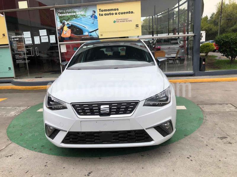SEAT Ibiza Xcellence 1.6L Tiptronic Paq. de Seguridad usado (2019) color Blanco precio $288,990