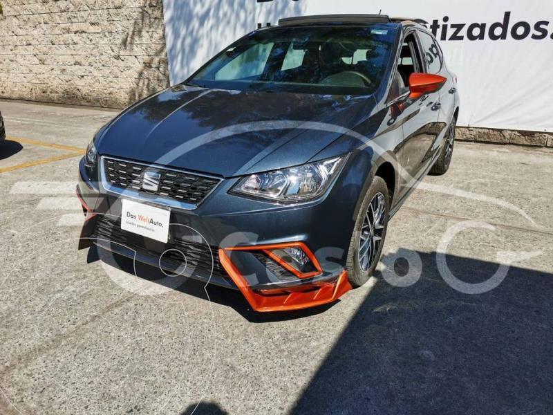 Foto SEAT Ibiza BEATS TIP 110HP V6 AA EE ABS STD usado (2019) color Gris precio $290,000