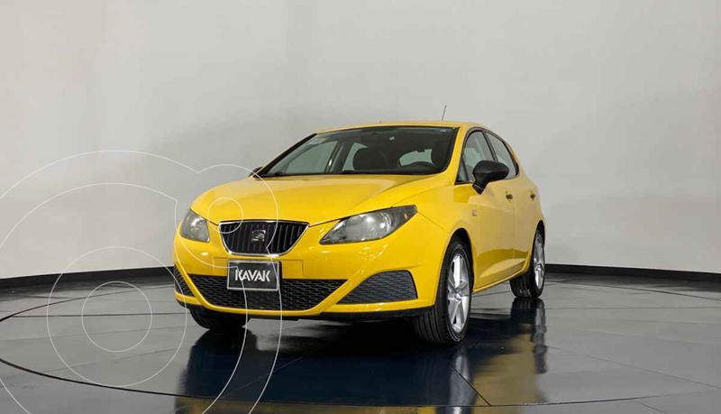 Foto SEAT Ibiza 2.0L Reference 5P  usado (2012) color Amarillo precio $117,999