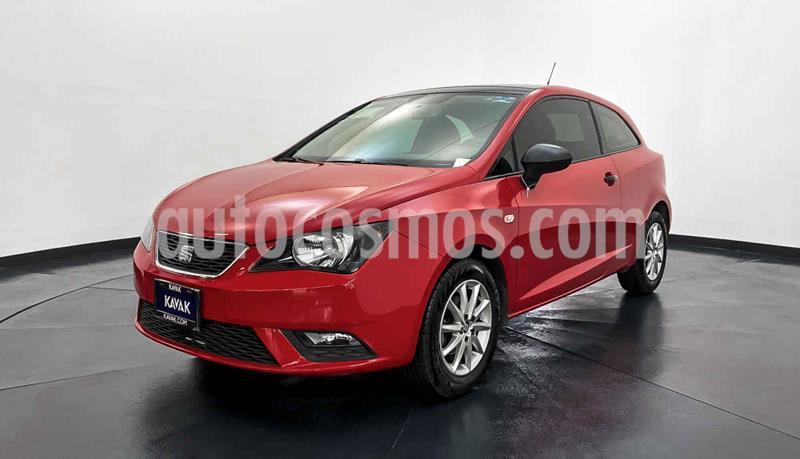 SEAT Ibiza Blitz 3P  usado (2015) color Rojo precio $154,999