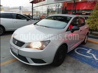 Foto SEAT Ibiza Reference 2.0L 5P  usado (2015) color Plata precio $160,000