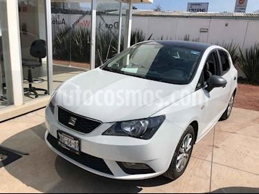 SEAT Ibiza 3p Reference Blitz Coupe L4/1.2/T Man usado (2015) color Blanco precio $145,000