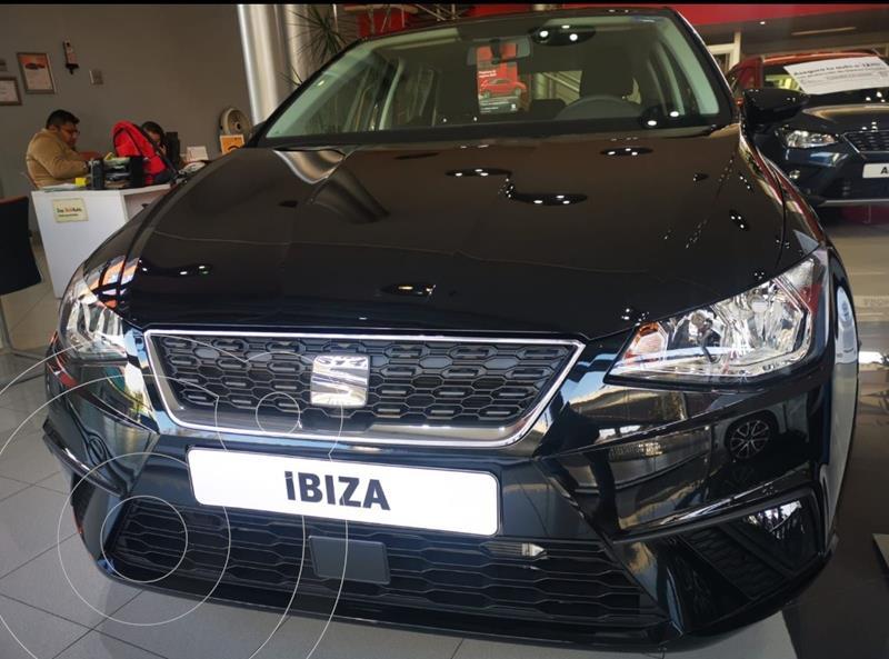 Foto SEAT Ibiza 1.6L Style  nuevo color Negro Medianoche precio $389,000