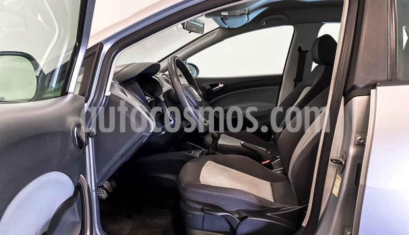SEAT Ibiza Reference 2.0L 5P  usado (2013) color Plata precio $119,999